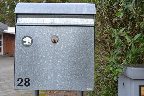 postkasse stickers