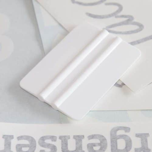 Folieskraber uden filt